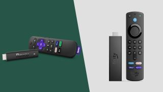 Roku Streaming Stick 4K (2021) vs Amazon Fire TV Stick 4K Max