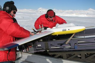 arctic sea ice, ice melt, climate change, global warming, drones