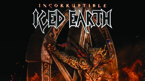Cover art for Iced Earth - Incorruptible album
