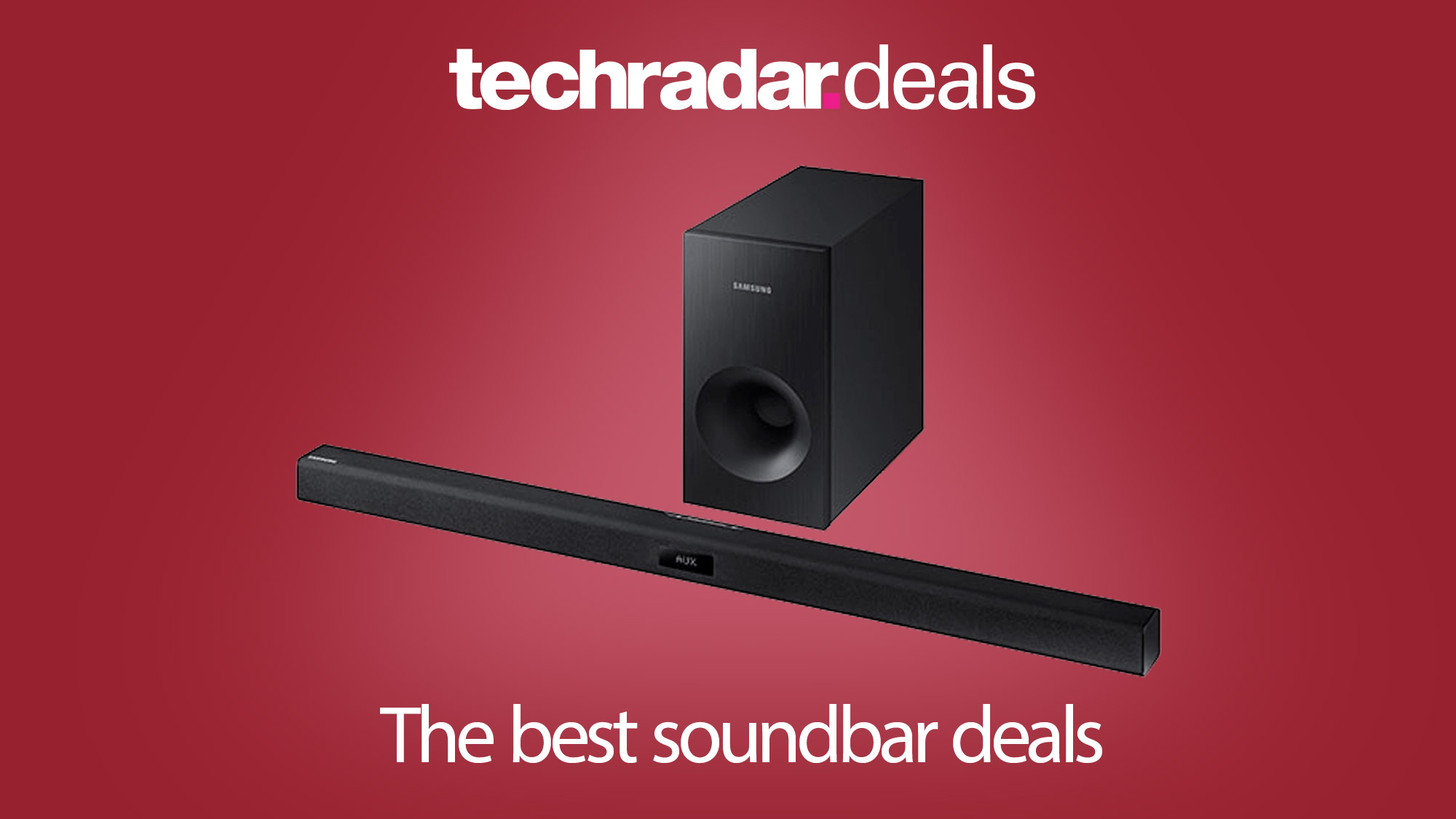 The Best Cheap Soundbar Deals And Sales For Black Friday And Cyber Monday 2020 Techradar