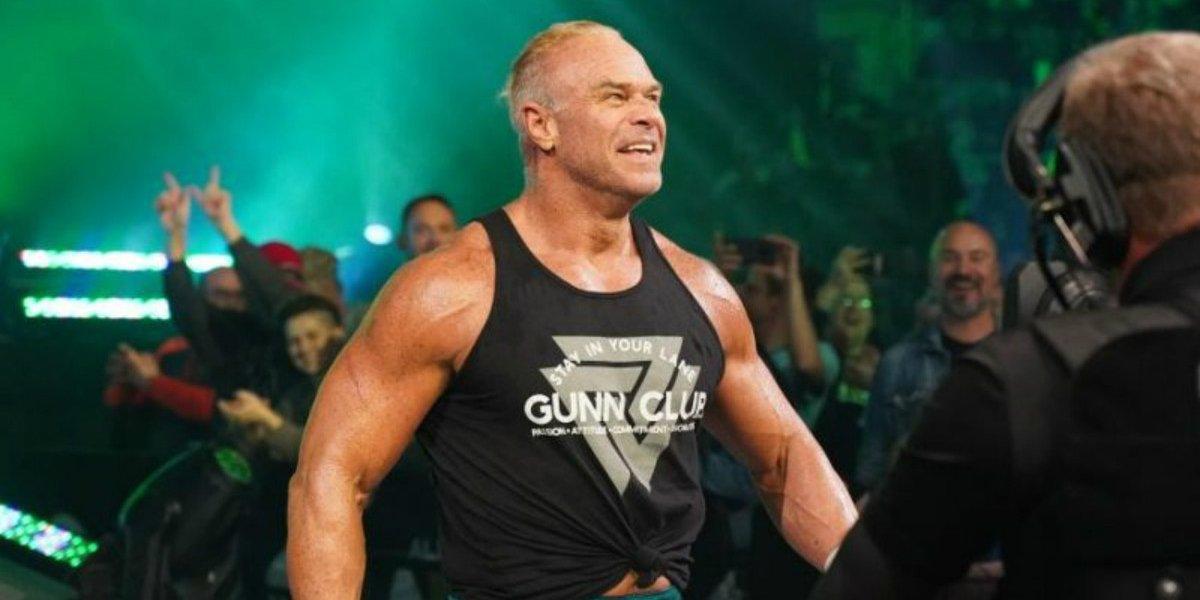 Billy Gunn on AEW Dynamite