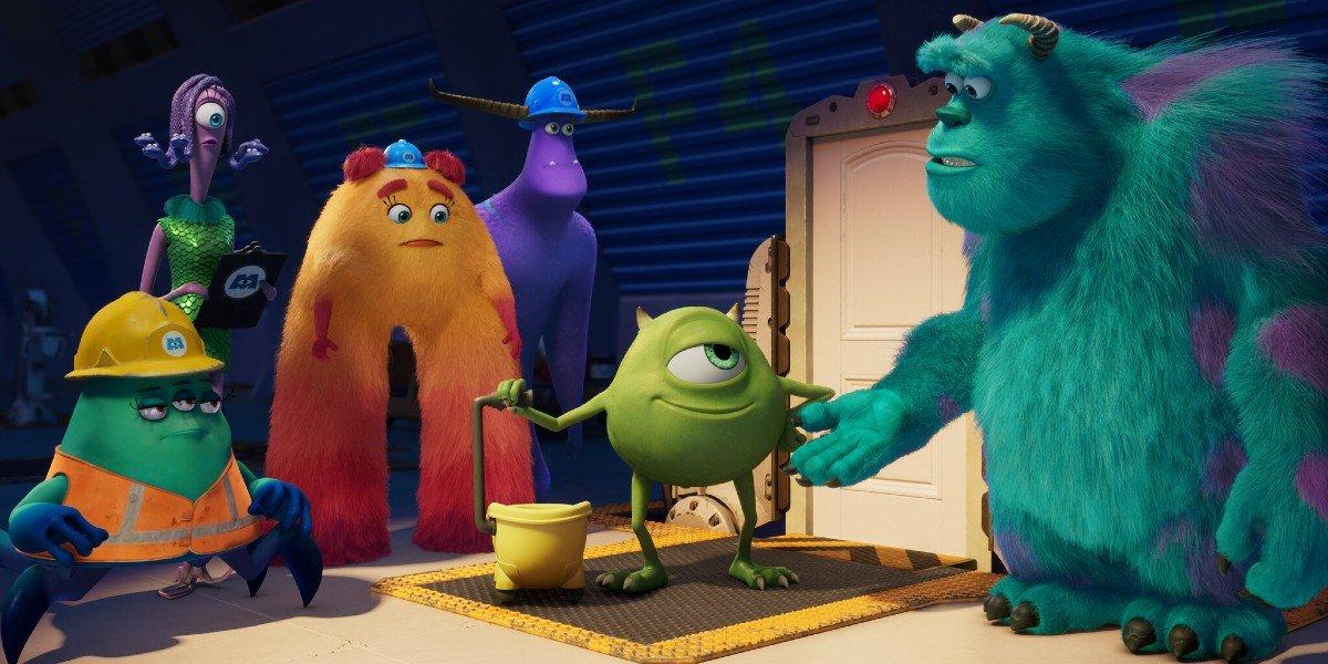 Disney+'s Monsters at Work