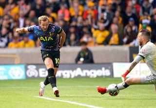 Wolverhampton Wanderers v Tottenham Hotspur – Premier League – Molineux Stadium