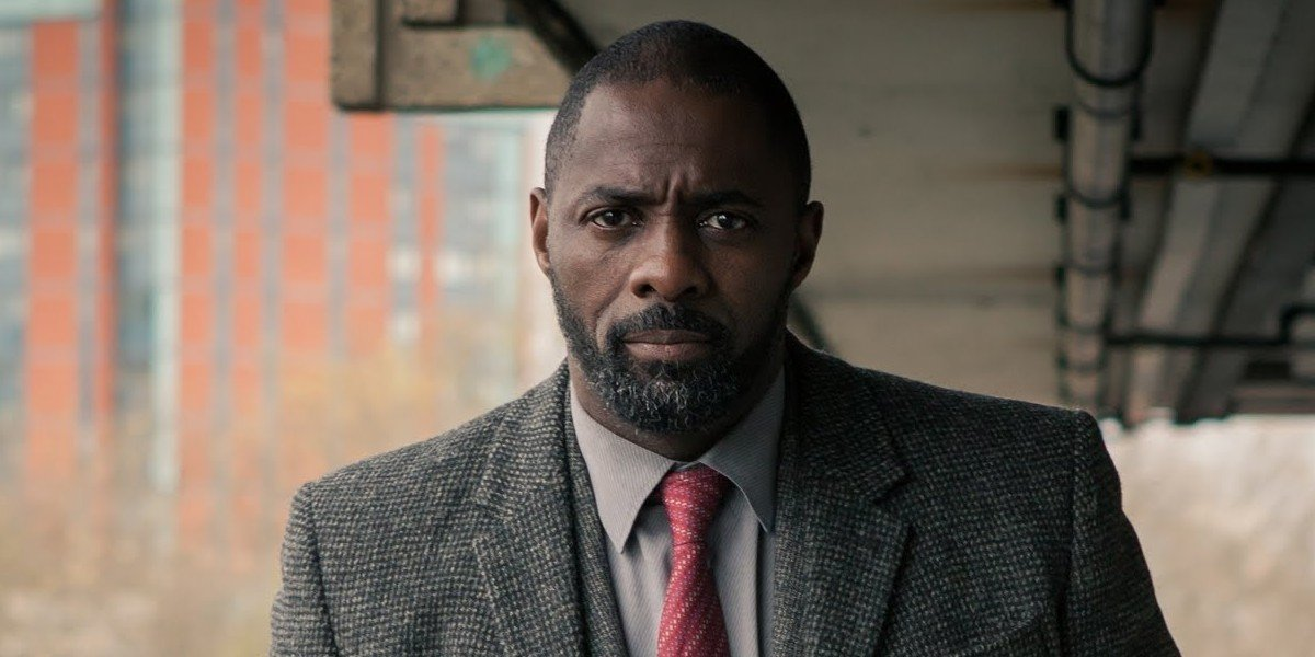 Idris Elba as Luther.