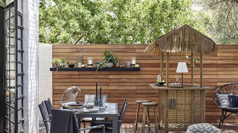 garden bar by John Lewis & Partners