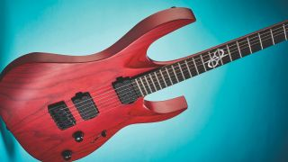 Best electric guitars for metal: Solar A2.6