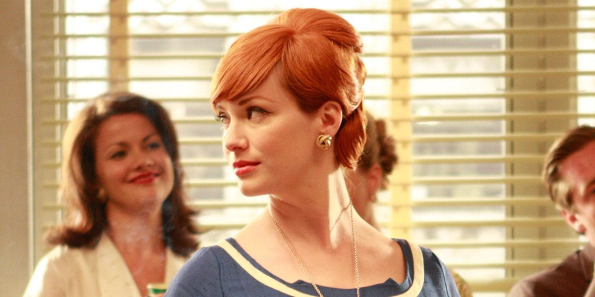 Christina Hendricks: 7 TV Appearances Before Mad Men That You May Have Forgotten About - EpicNews