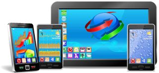 Electronic devices and digital tools: Cell phones and tablet computer