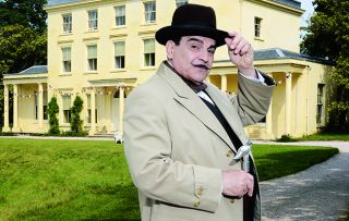Rewind to 2013 and David Suchet's final outing as the Belgian sleuth, Poirot