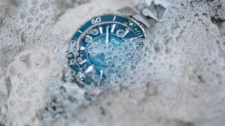 Baselworld 2019: New Oris dive watches will help to clean up the oceans