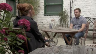 Tyrone Dobbs feels guilty as he sits down with Fiz.