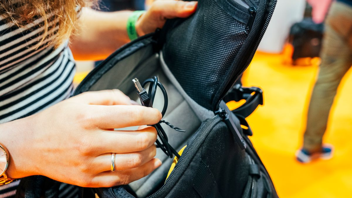 Power to go! Vanguard launches charging photo backpacks at The Photography Show