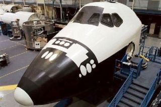 NASA Gives Museums, Schools First Look at Shuttle Artifacts