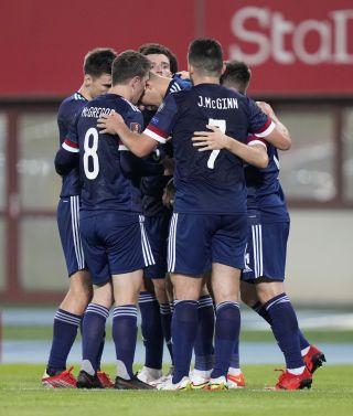 Austria v Scotland – FIFA World Cup 2022 – European Qualifying – Group F – Ernst Happel Stadium