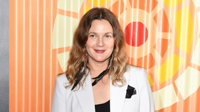 Drew Barrymore attends Charlize Theron's Africa Outreach Project Fundraiser at The Africa Center on November 12, 2019 in New York City