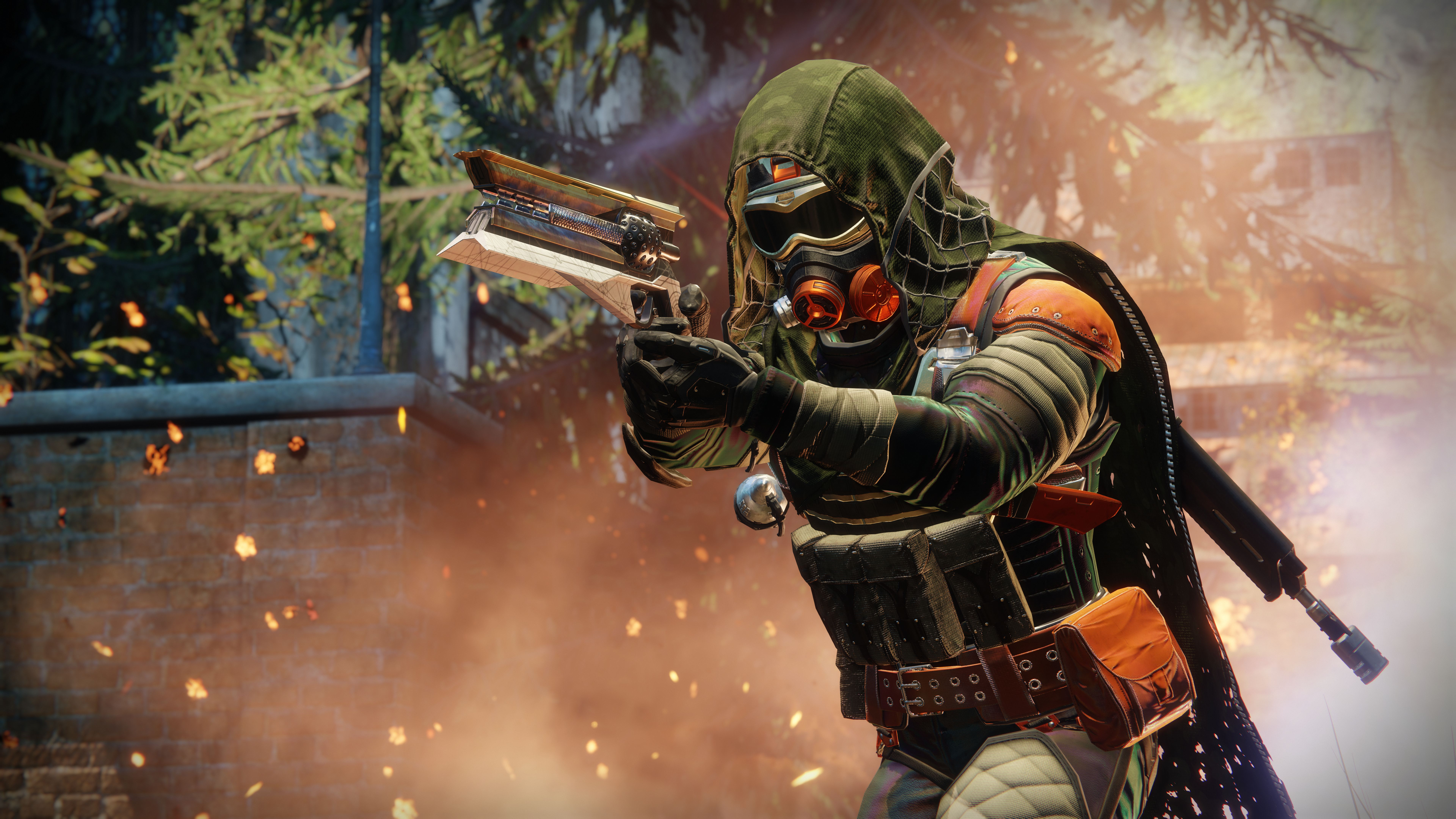 See what it's like to patrol Destiny 2's European Dead Zone | PC Gamer