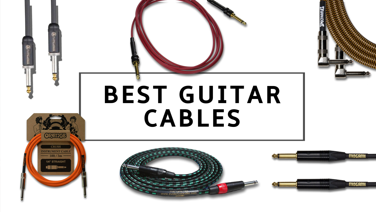12 Best Guitar Cables 2020 Top Instrument Cables For Acoustic Bass And Electric Guitars Guitar World