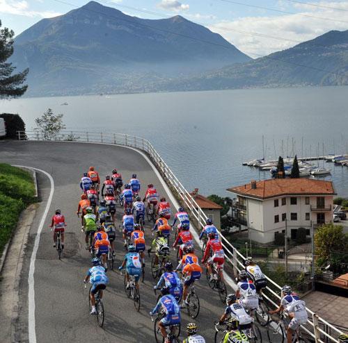 Lake Como, Tour of Lombardy 2009