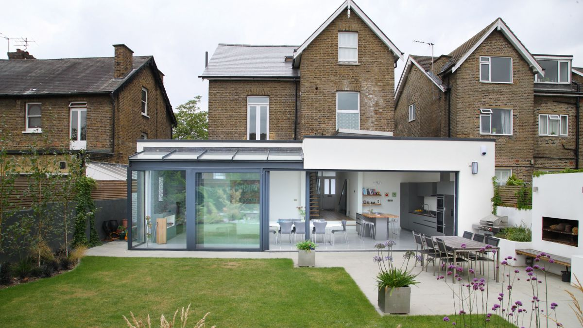 How To Design A Single Storey Extension Real Homes