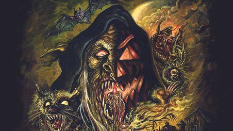 Cover art for Acid Witch - Evil Sound Screamers album