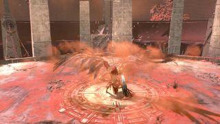 Returnal Ixion boss fight