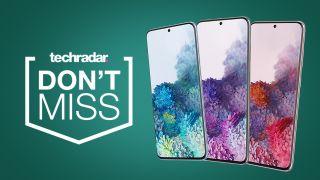 Samsung Galaxy S20 deals