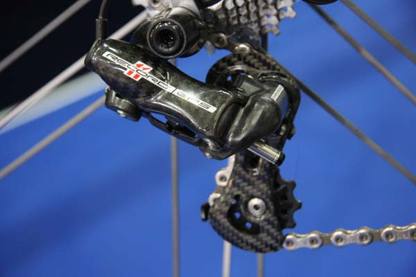 Campagnolo Record EPS electric