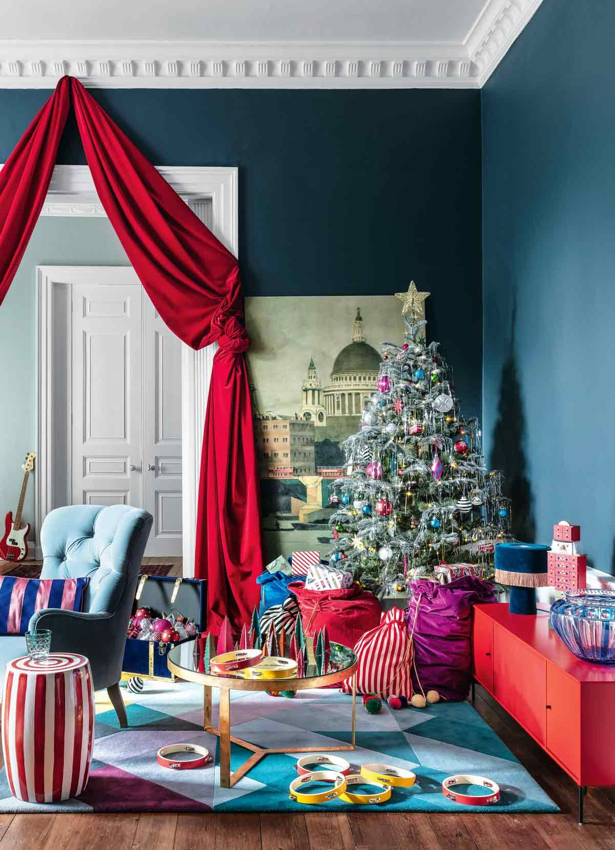 Take inspiration from family favourite Mary Poppins this Christmas