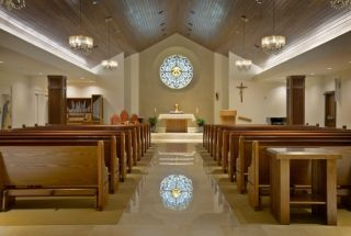 Saint Agnes Hospital Renovation Includes Upgraded Chapel Sound System