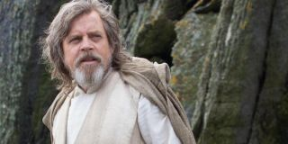 Luke on Ach-To in The Last Jedi