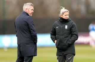 Everton v Birmingham City – FA Women's Super League – Walton Hall Park