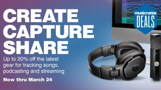 Create Capture Share and save! From studio headphones to audio interfaces, grab a home studio bargain today at Guitar Center