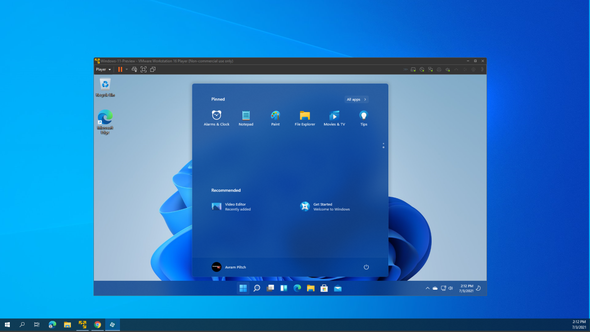How to Install Windows 11 in a Virtual Machine