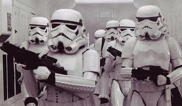 Storm Troopers Star Wars: Rogue One