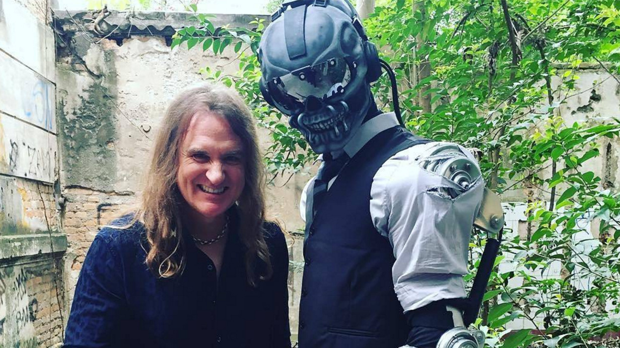 Megadeth have filmed a new video for Lying In State  d51ced1f1e7