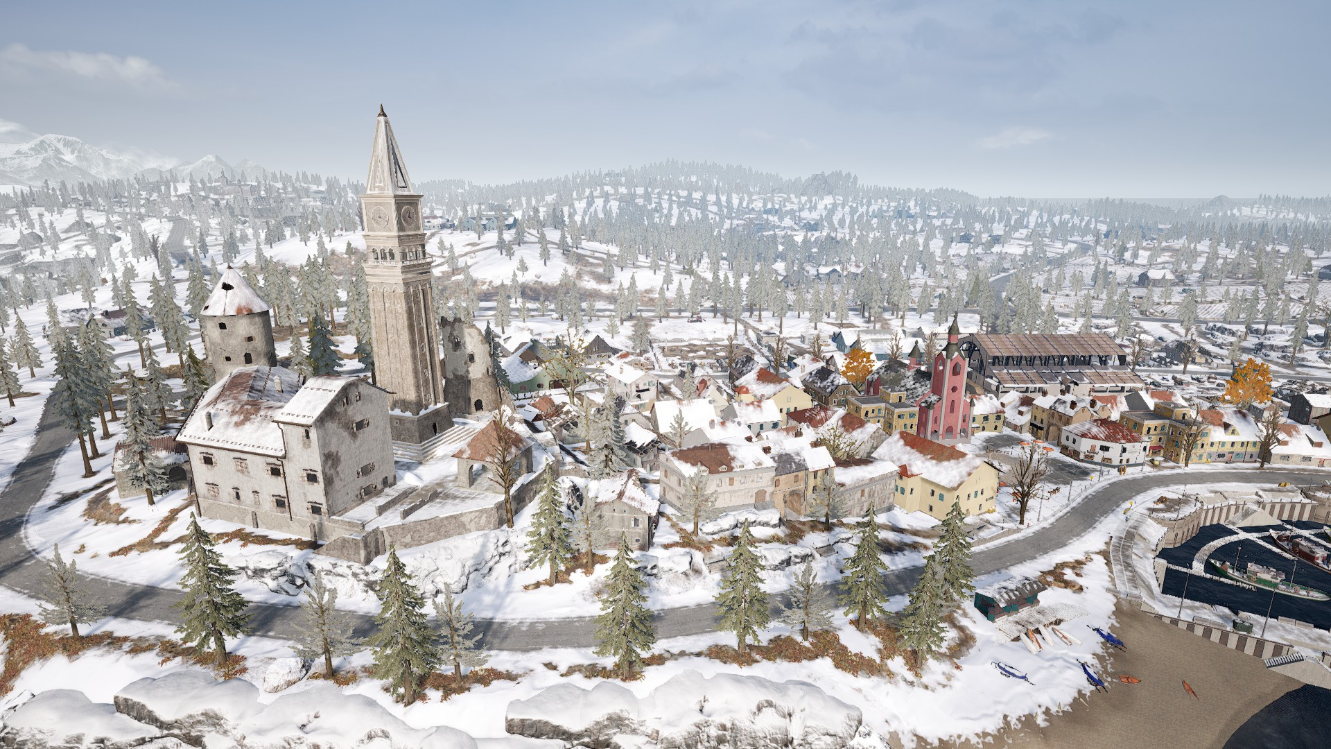 PUBG Vikendi Map Guide: Find The Best Places To Drop