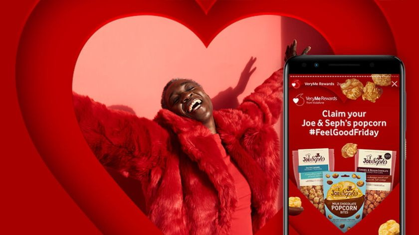 Vodafone deals now let you share free gifts with friends