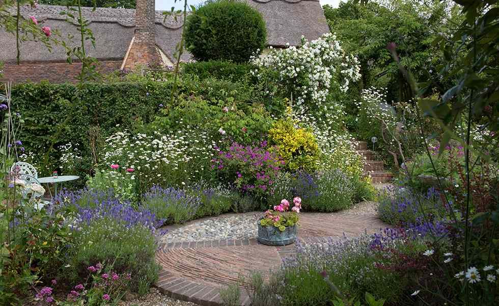 Cottage Gardens How To Plan Yours, How To Plan A Cottage Garden Border