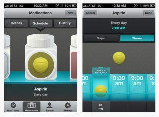Pillboxie Apple App