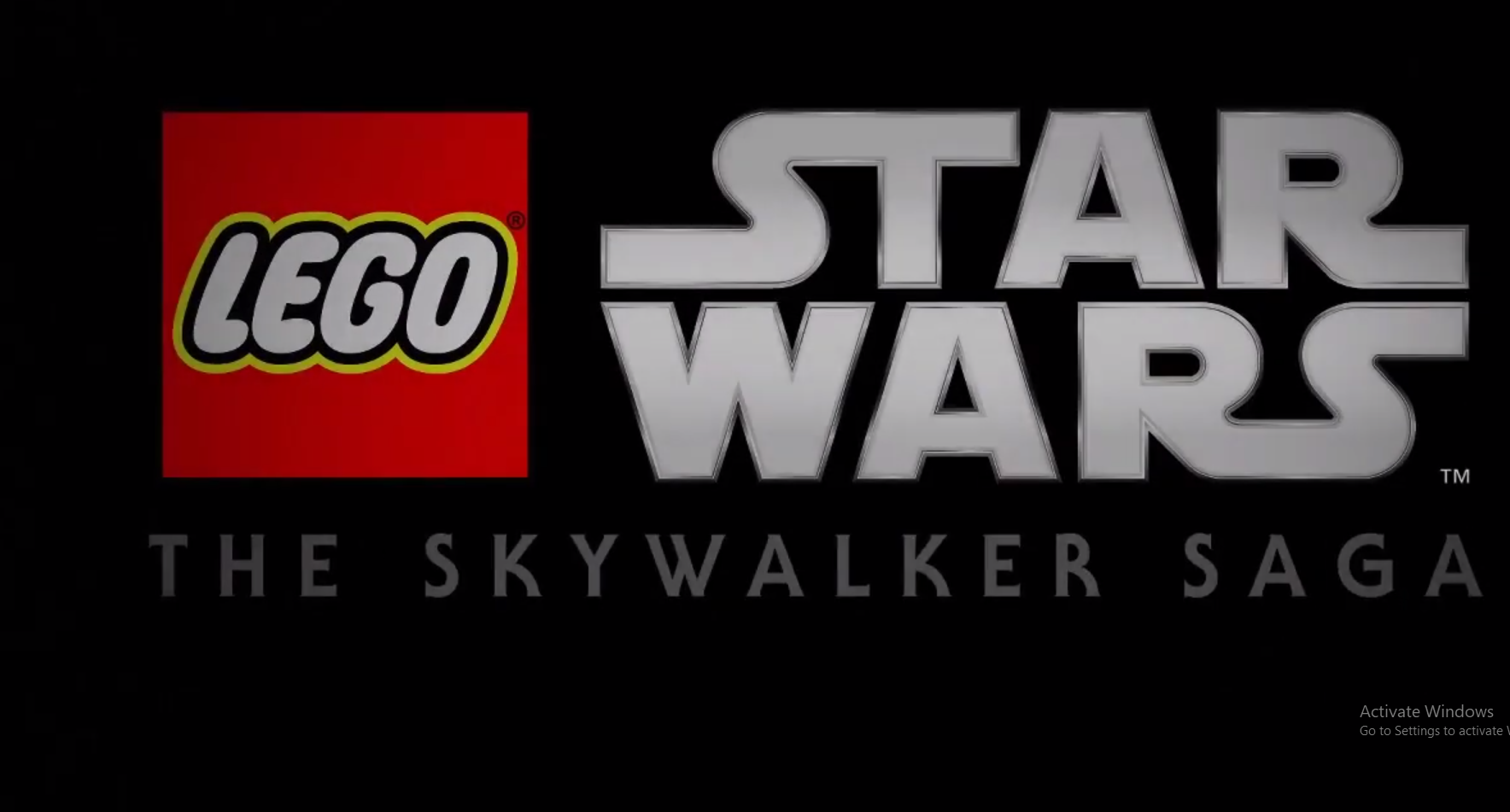 Lego Star Wars The Skywalker Saga Covers All Nine Films In One