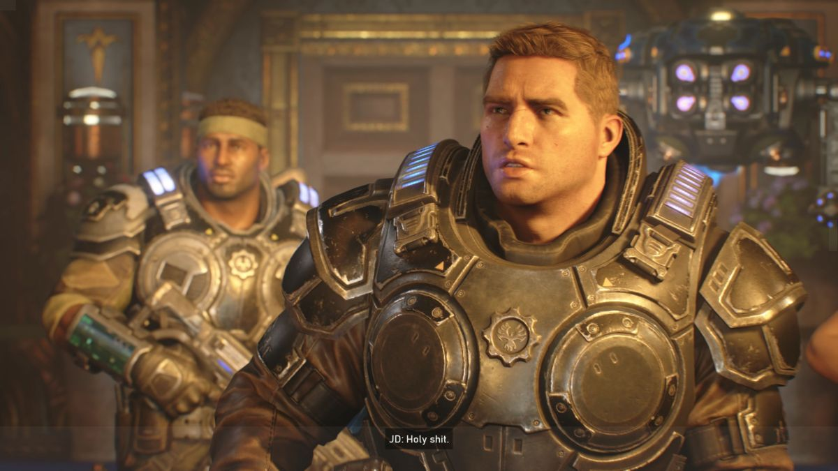 Gears 5 is currently free on Steam and Windows 10