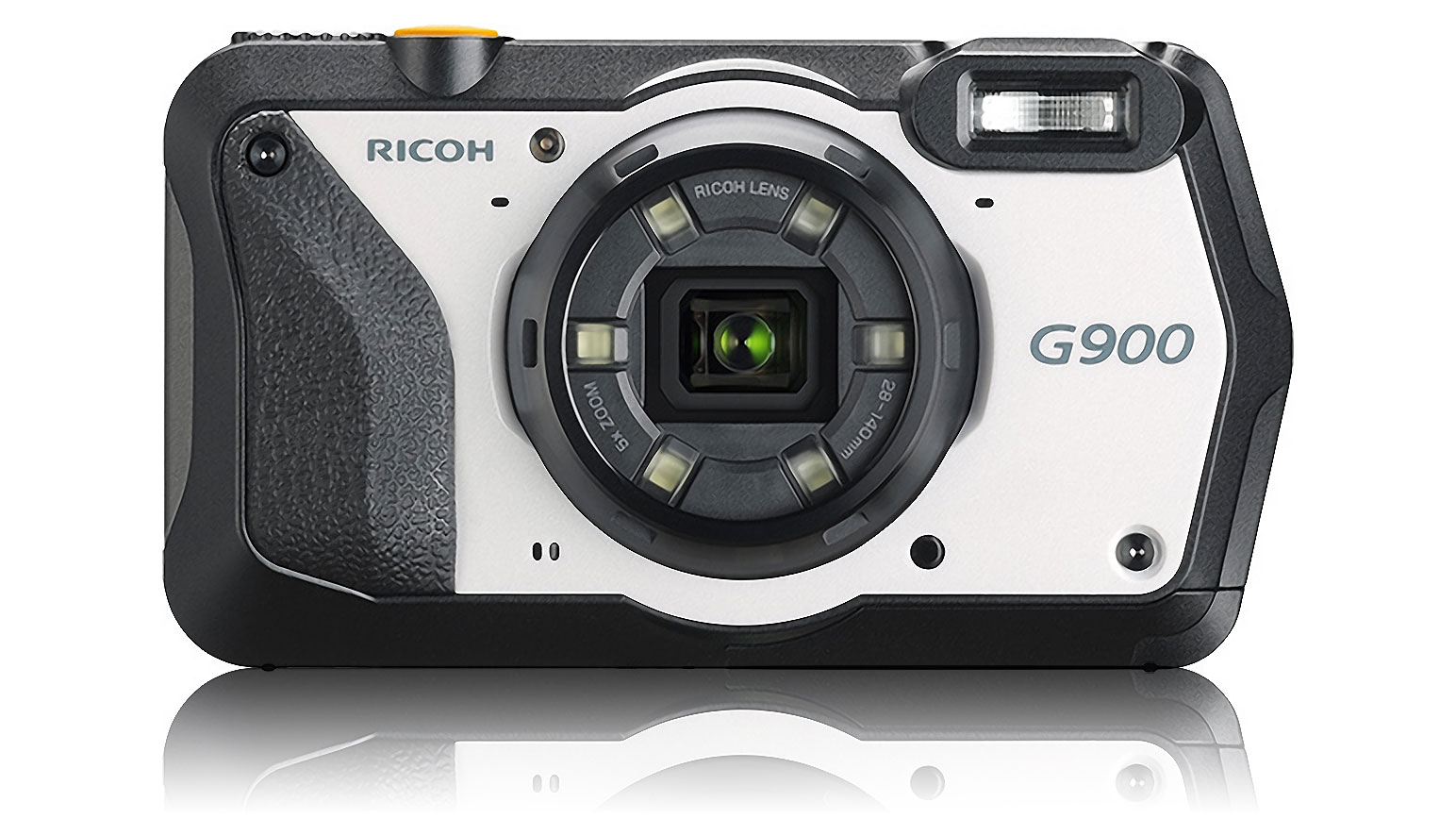 Ricoh launches heavy-duty G900 compact for industrial use
