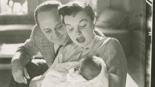 Sid, Judy and baby