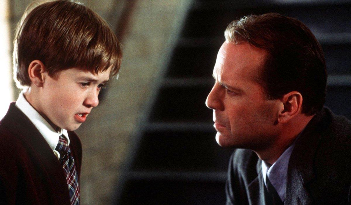 The Sixth Sense Haley Joel Osment Bruce Willis