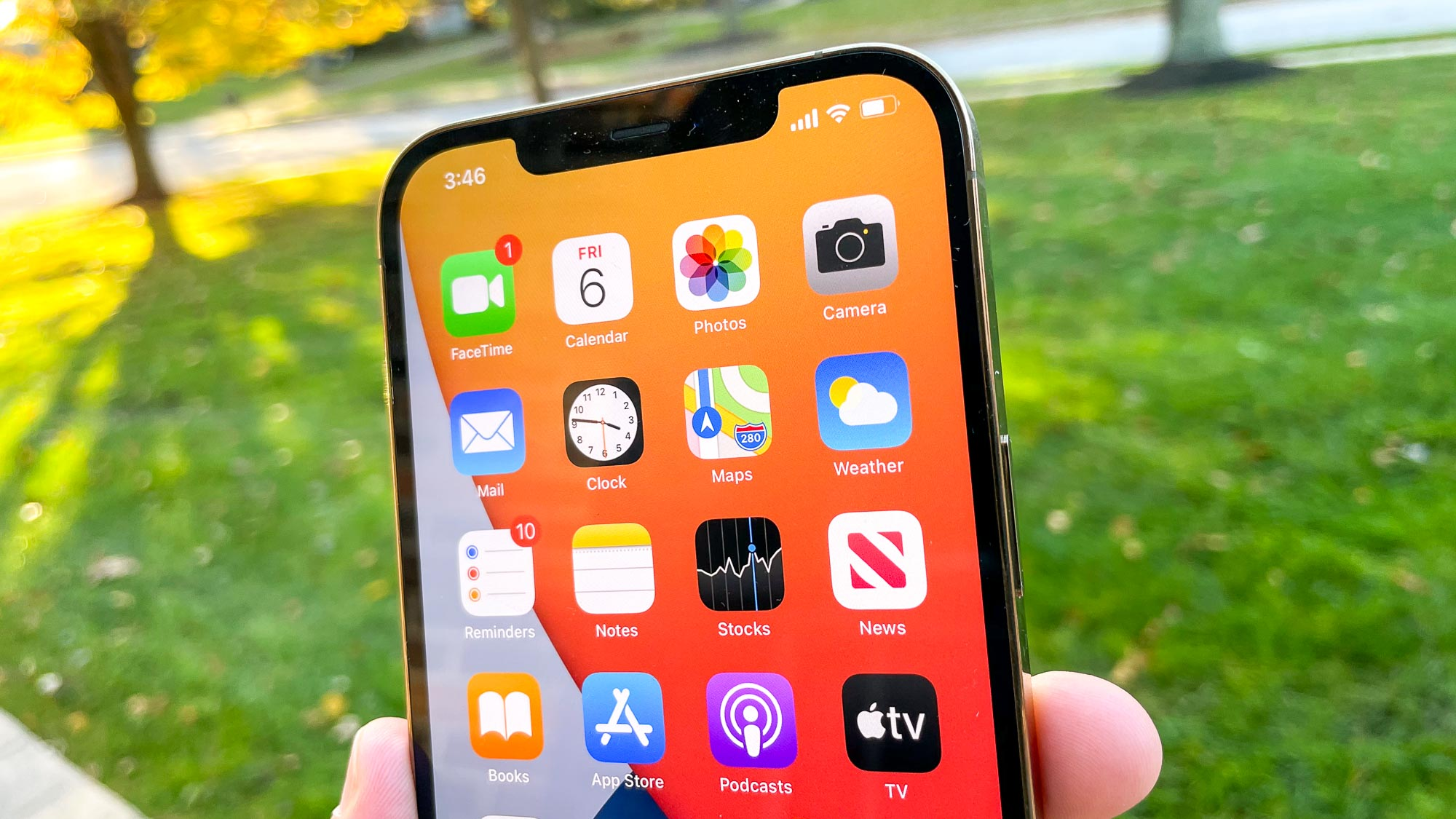 Tom's Guide Awards 2021: iPhone 12 Pro Max