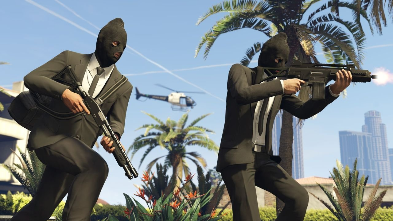 GTA Online heists get double experience and in-game cash