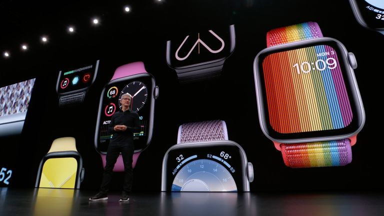 WWDC 2019 Apple Watch