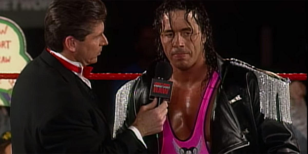 Bret Hart Talks About The WWE Legend He Wishes He Could Wrestle Again