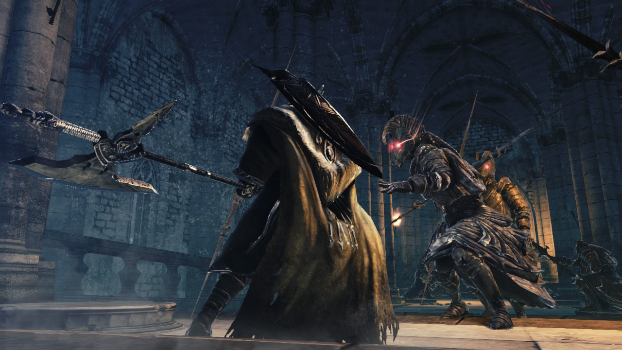 Dark Souls 2 Review Says It's The Hardest Action RPG In The World #30633