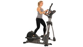 Sunny Health and Fitness SF-E3912 Elliptical Trainer review
